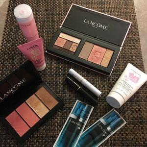 Makeup bundles from Lancome